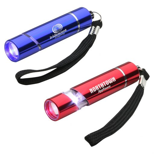 Aluminum Scope LED Flashlight