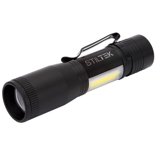 Channel LED / COB Flashlight