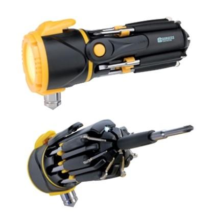 Good Value® 12-In-1 Multi-Tool Flashlight