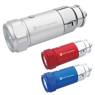 Good Value® Car Charging Flashlight