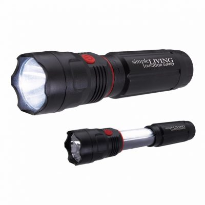 Good Value® Extendable COB Flashlight Lantern