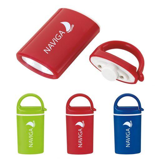 Good Value® Mini Magnet Flashlight w/Carabiner