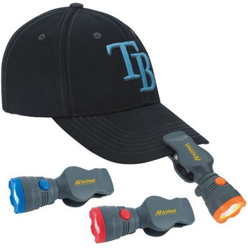 Good Value® Pivot Clip Flashlight
