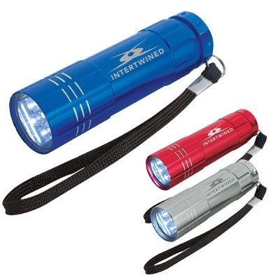 Good Value® Pocket Aluminum Mini LED Flashlight