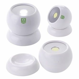 Good Value® Round COB Flashlight w/Magnet Base
