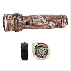 Mossy Oak® Camouflage Aluminum LED Flashlight