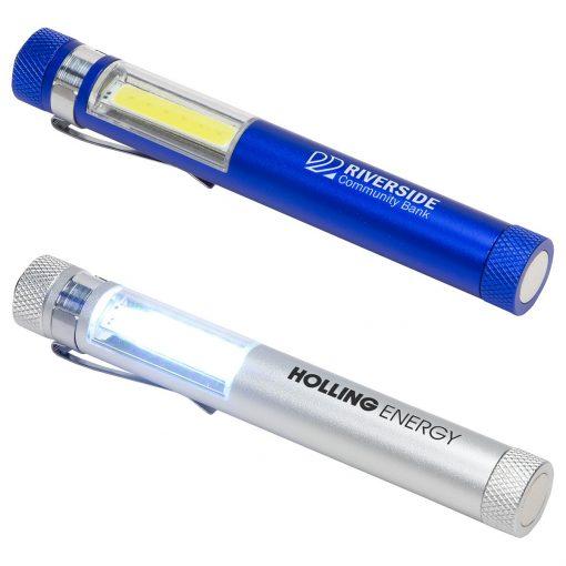 Vivid Clip Flashlight