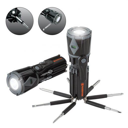 Max-I Screwdriver Set with Flashlights