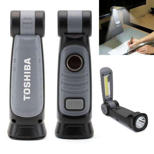 Edison Dual Working Flashlight