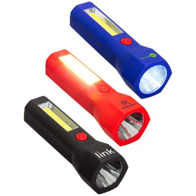 Pulsar Ultralight COB Worklight + LED Flashlight