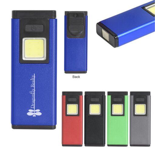 Magnetic Cob Flashlight
